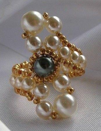 5 преимуществ носить кольца из бисера.